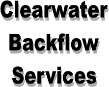 Clearwater Backflow Services